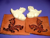 Acanthus Leaves Pair